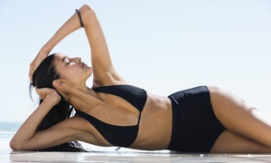 One, Three, or Five Organic Airbrush Tanning Sessions (Up to 73% Off)