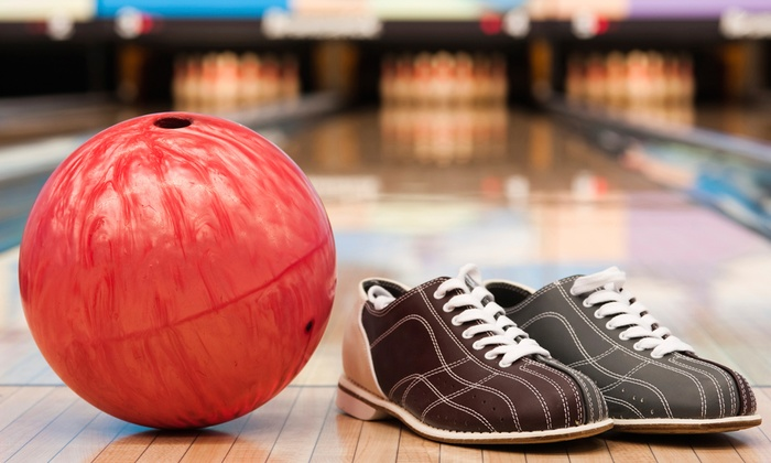 University Bowl - San Antonio: Two Hours of Bowling for Up to Four with Shoe Rental at University Bowl (Up to 48% Off)