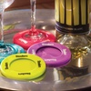 NFL Silicone Wineglass Coasters (Set of 4)