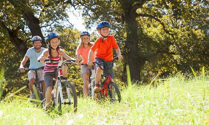 Corso o gita in mountain bike nel Parco di Monza o in Brianza per una o 2 persone da Pbs Racing Team (sconto fino a 76%)