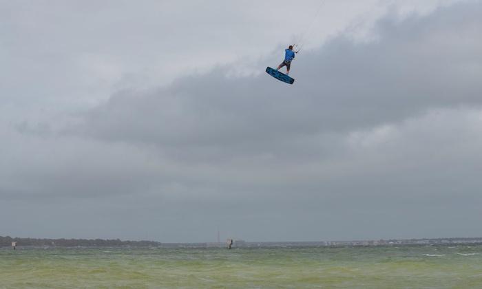 Ltd Watersports - Destin Harbor: One Week of Kiteboarding Lessons from LTD WaterSports  (50% Off)
