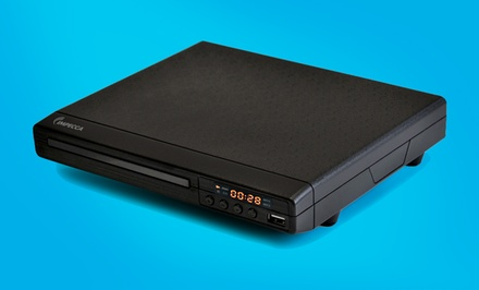 Impecca DVD Player (DVHP9112). Free Returns.