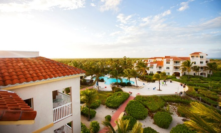 groupon daily deal - 4- or 6-Night Stay for Four in a Two-Bedroom Suite at Northwest Point Resort in Turks and Caicos