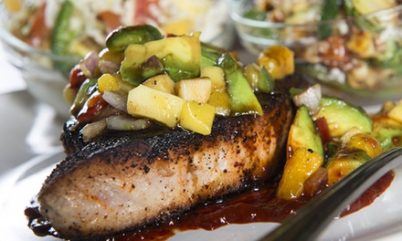 $20 for Two Groupons, Each Good for $20 Worth of Latin Cuisine for Two or More at Fuego Cityscape ($40 Total Value)