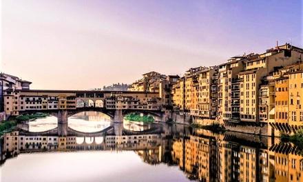 Firenze: camera Superior con colazione, drink e late check out