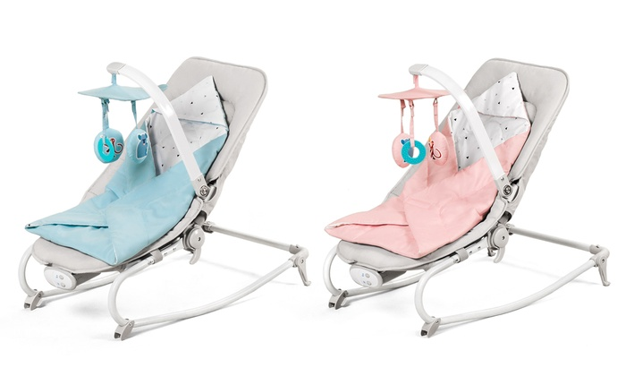 Kinderkraft Reclining Chair Felio 3-in-1