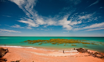 Broome: 3 or 5Night Getaway for Two People with Breakfast and Late CheckOut at Broome Time Accommodation