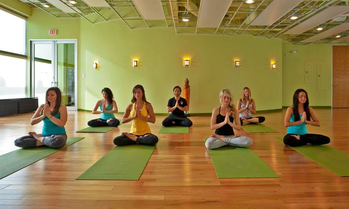 Gaia Flow Yoga - Plano: $29 for One Month of Unlimited Yoga Classes at Gaia Flow Yoga ($140 Value)