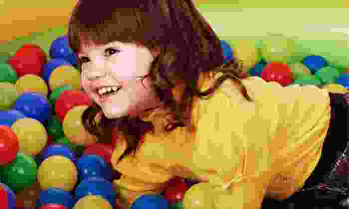 The Toy Hutch - Edmonton: 5 or 10 Drop-In Play Sessions at The Toy Hutch (Up to 52% Off)