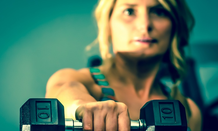 fitness4ever.us - Northbrook: Up to 82% Off Personal Training at Fitness4Ever