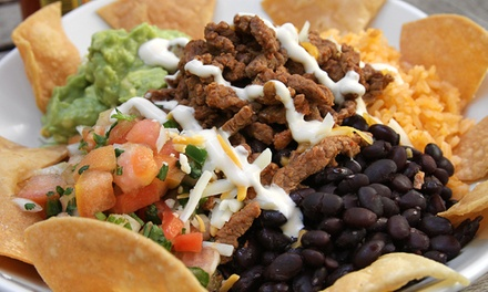 Mexican Meal for Two or Four at Sol y Luna Taqueria (Up to 42% Off)