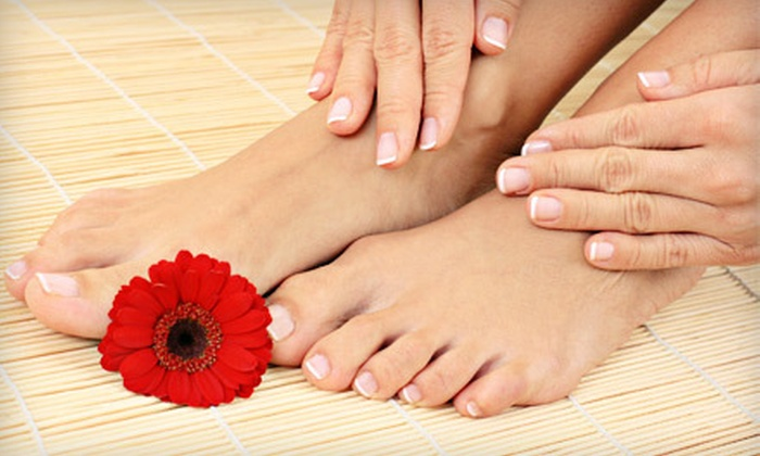 Roman Sibel, MD at Orthopedic Foot and Ankle Institute - Silverado Ranch: Nail-Fungus Removal from Roman Sibel, MD at Orthopedic Foot and Ankle Institute (Up to 65% Off). Two Options Available.