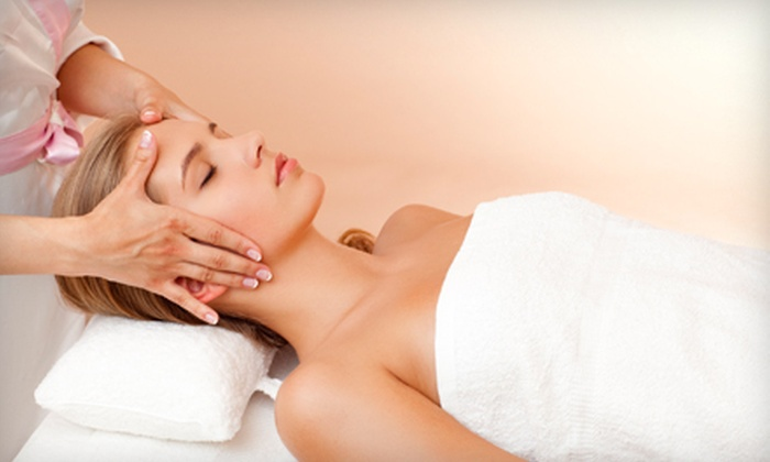 Essence Wellness Centre & Spa - Calgary Trail South: Hydrating Body Wrap with Optional Nu Skin Facial-and-Neck Treatment at Essence Wellness Centre & Spa (Half Off)