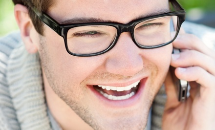Eye Exam and Eyewear or $50 for $150 Worth of Prescription Eyewear (Up to 73% Off)