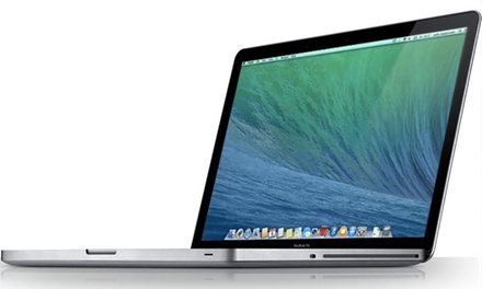 Refurbished Apple MacBook Pro 15'' Core i7 4GB 500GB Mac OS X 10.11 EL Capitan With Free Delivery