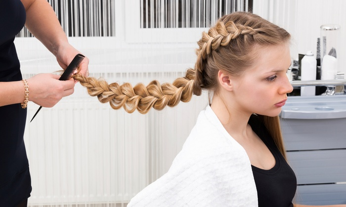Prissy Hair Girl Design - Brooklyn: $129 for $300 Worth of Hair Braiding — prissy hair girl design