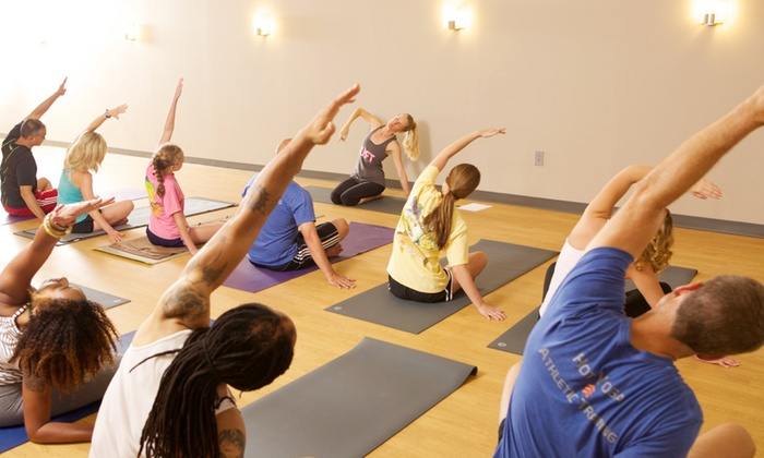 LIFT Athletic - North Raleigh: 10 or 20 Fitness Classes at LIFT Athletic (Up to 83% Off)