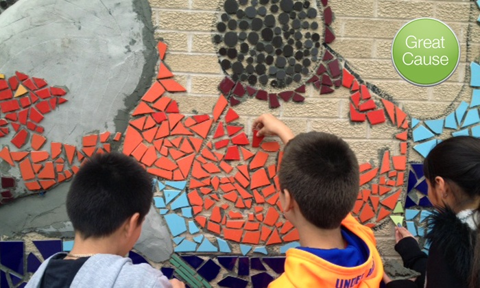 Jane Addams School: $10 Donation to Help Build an Elementary School Mural