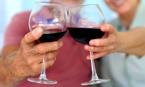 Rocky Waters Winery: One Private Wine Tasting for Four or Eight at Rocky Waters Winery (65% Off)