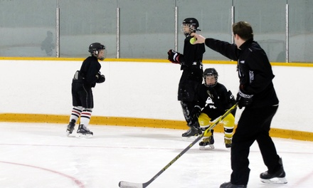 $199 for Hockey Skating & Skills Foundations Camp 10-Session Pack from Apex Sport Performance ($350 Value)