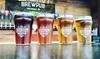 The Explorium Brewpub - Southridge Mall: Explorium Brewpub Beer and Appetizer Package for Two at The Explorium Brewpub (36% Off)