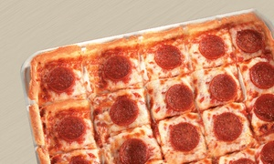 Ledo Pizza: $14 for Pizza and Beer at Ledo Pizza ($22 Value)