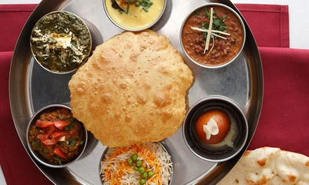 $17 for $30 Worth of Indian Food at Curry Mantra 1