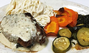 Papa's Place: $12 for $20 Worth of Italian Food for Dinner at Papa's Place
