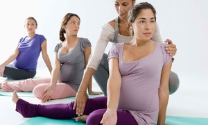 Dr. Delicia Paredes, Doctor of Chiropractic: Five or Ten Weeks of Prenatal Yoga Classes at Dr. Delicia Paredes, Doctor of Chiropractic (Up to 60% Off)