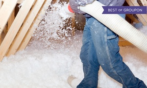 Bryant's Home Improvements: 500 or 1,500 Square Feet of Blown-In Fiberglass Insulation from Bryant's Home Improvements (87% Off)