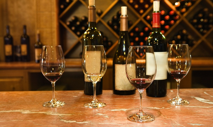 PRP Wine International - Charlotte: $49 for Private In-Home Wine Tasting for up to 12 from PRP Wine International ($99 Value)