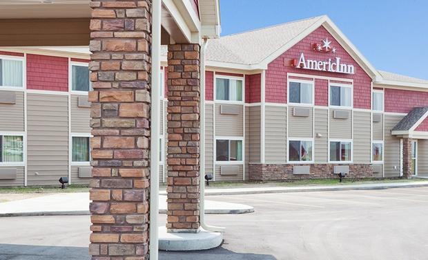 AmericInn Hotel & Suites Hawley - Hawley, MN: Stay at AmericInn Hotel & Suites Hawley in Minnesota, with Dates into December