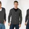 Men's Cashmere Cardigans and Sweaters