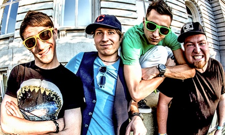 Tricky Dick & the Cover Ups at House of Blues Cleveland on Friday, April 10 (Up to 50% Off)