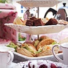 Half Off Tea Time at The Crown and Crumpet Tea Room