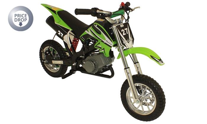 off-road mini motocross bike