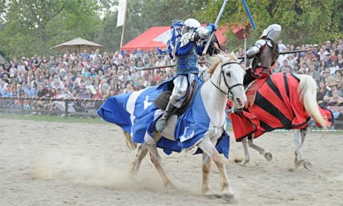 Michigan Renaissance Festival‎ - Holly: Adult or Child's Ticket to the Michigan Renaissance Festival‎
