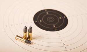 Armed Personal Defense: Four-Hour Concealed-Handgun Class for One or Two from Armed Personal Defense (Up to 73% Off)