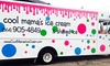 Cool Mama's Ice Cream - Greenville: One or Two Ice-Cream-Truck Rentals from Cool Mama's Ice Cream (Up to 50% Off)