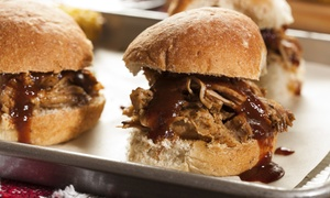 Smoke Incorporated BBQ: 10- or 20-Person Barbecue Catering Package with Delivery from Smoke Incorporated BBQ (Up to 48% Off)