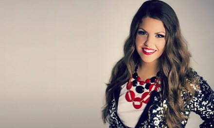 Alisa Chirco at Macomb Music Theatre on August 3 at 7 p.m. (Up to 55% Off)