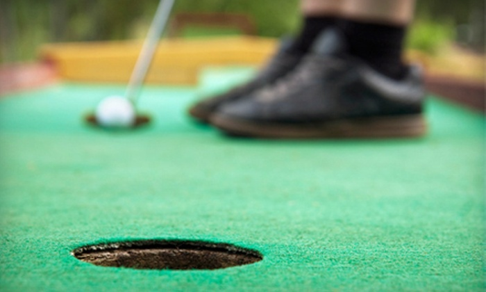 Branchburg Family Golf Center - North Branch Depot: Round of Mini Golf for Two, Four, Six, or Eight at Branchburg Family Golf Center (Up to 61% Off)