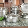 $149.99 for Cat Cora 12-Piece Cookware Set
