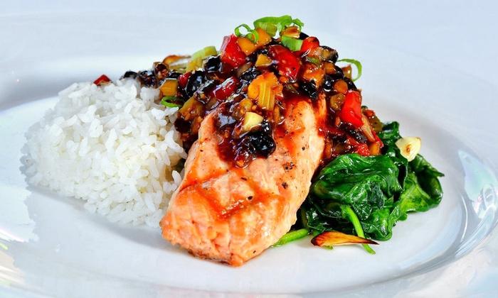 Zen Forrest Pan Asian Restaurant - New Port Richey: Seven-Course Winter Tasting Menu for Two at Zen Forrest (50% Off)