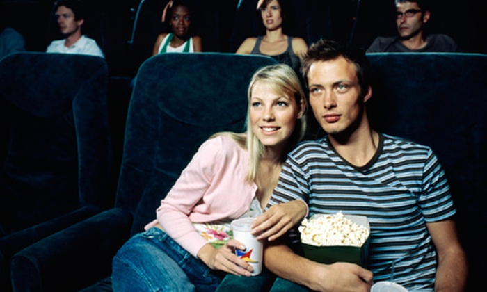 Clova Cinema - Cloverdale: Movie, Popcorn, and Beverages for Two or Four at Clova Cinema in Surrey (Up to 52% Off)