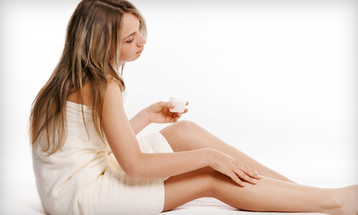 NuSkin Medical Spa - Vaughan: Six Laser Hair-Removal Sessions for a Small, Medium, or Large Area at NuSkin Medical Spa (Up to 75% Off)