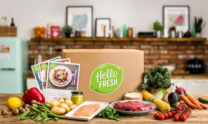 1, 2, 6, or 8 Weeks of Subscription Cook-at-Home Meals for Two or Four from HelloFresh (Up to 50% Off)