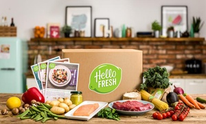 Up to 59% off Wholesome Cook-at-Home Meals from HelloFresh at HelloFresh, plus 6.0% Cash Back from Ebates.
