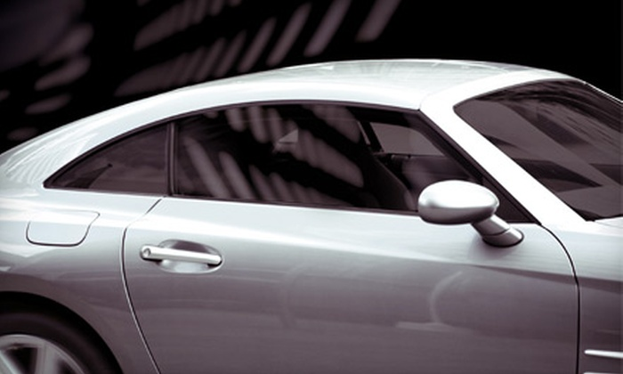 Distinctive Ride - Wasilla: $159 for Window Tinting for Up to Five Car Windows at Distinctive Ride in Wasilla (Up to $290 Value)