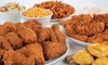 Up to 40% Off Fried Chicken and More at Krispy Krunchy Chicken